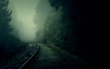 dark-railroad-landscape-wallpaper-hd