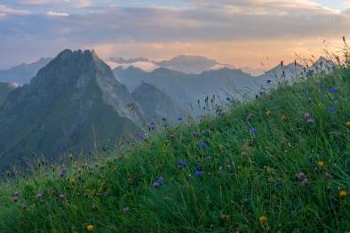 bettlerrucken ridge